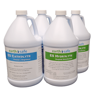 ES Hydrolyte & ES Catholyte 4 Gallon Combo Pack